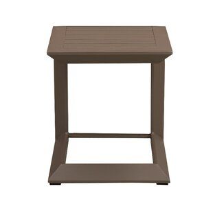 Searching for Bladon Sleekly Cultivated Aluminum Side Table Find & Reviews