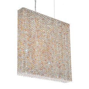 Schonbek Refrax 6-Light Crystal Chandelier