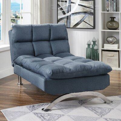 Detrick Futon Chair Orren Ellis