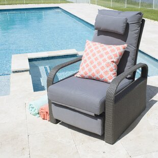 Matrix Patio Chair with Cushions