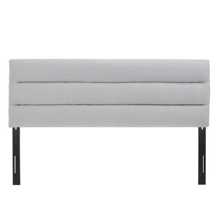 Aeliana King Upholstered Panel Headboard