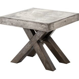 Compare & Buy Bader End Table by Foundry Select
