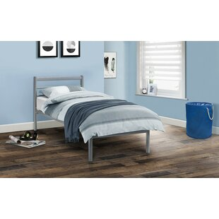 Great Deals Lamont Bed Frame With Mattress