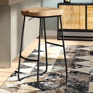Gonesse 30.75 Bar Stool Trent Austin Design