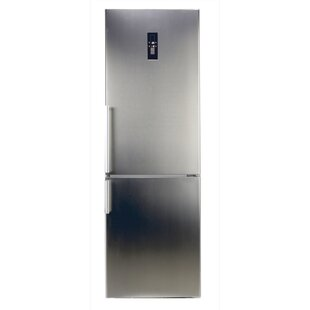 10.8 cu. ft. Energy Star Bottom Freezer Refrigerator with LED