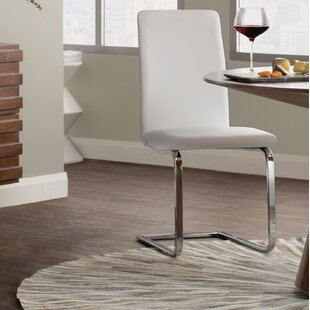 Wade Logan Donnington Upholstered Dining Chair (Set of 2)