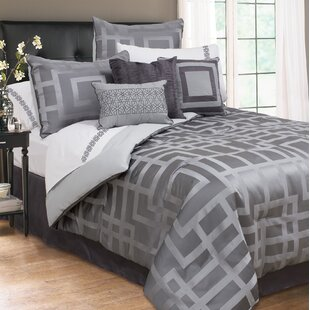 Shepardson Carlton Comforter Set by Orren Ellis Design