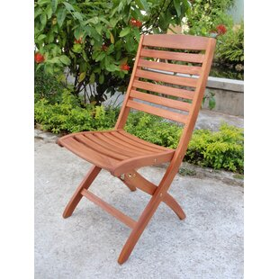 Periwinkle Folding Garden Chair Set (Set Of 2) By Sol 72 Outdoor