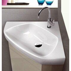 Corner Bathroom Sinks You Ll Love In 2021 Wayfair