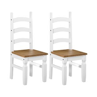 Cowley Solid Wood Dining Chair (Set Of 2) By Alpen Home