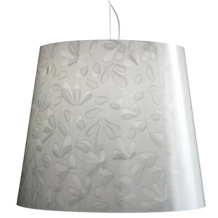 SLAMP Marie Fleur 1-Light Drum Pendant