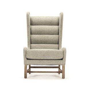 Zentique Aile Wingback Chair