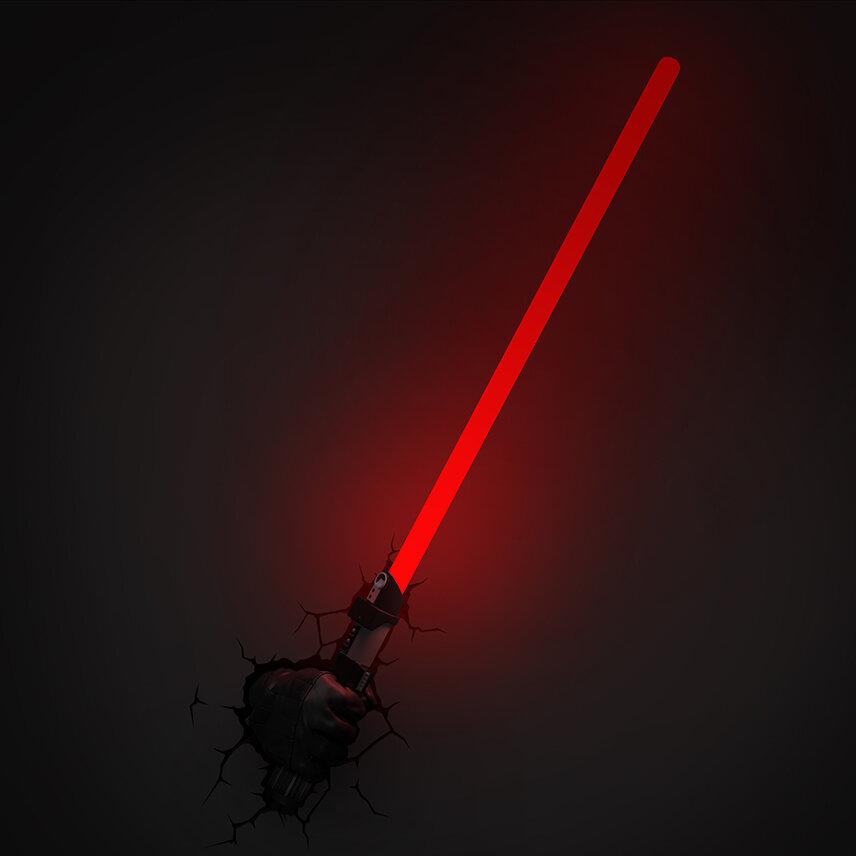 3d Light Fx 3d Ep 7 Star Wars Darth Vader Saber Deco Night Light Reviews Wayfair