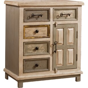 Union Point 5 Drawer 1 Door Ca..