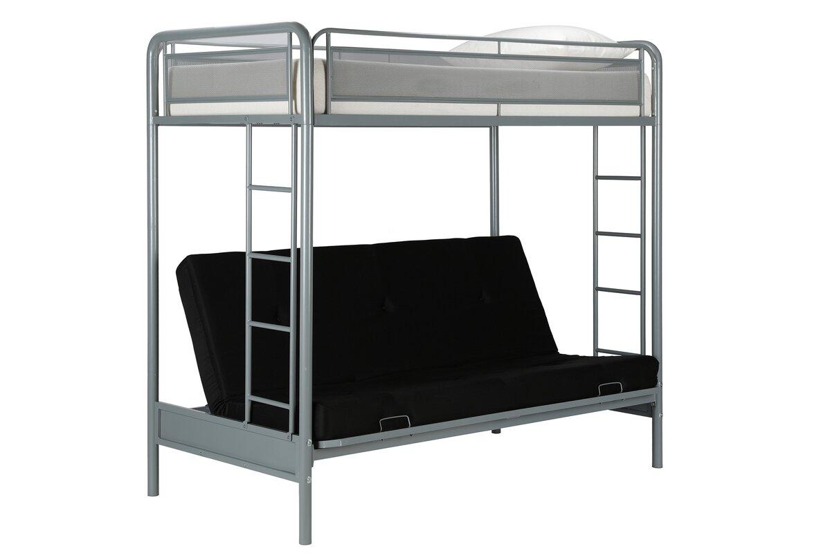 Julian Twin Futon Bunk Bed