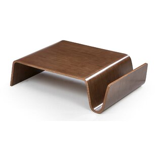 Langley Street Mykonos Coffee Table with Magazine Rack