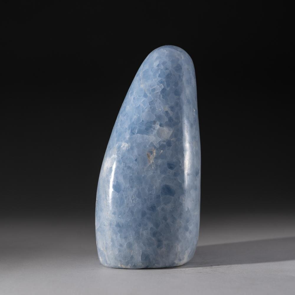 Astro Gallery Of Gems Blue Calcite Freeform From Mexico 4 4 Lbs Perigold