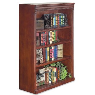 Read Reviews Myrna Standard Bookcase By Darby Home Co