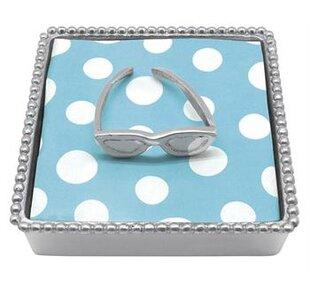 bc28b6b1e0c9 Seaside Sunglasses Beaded Napkin Box