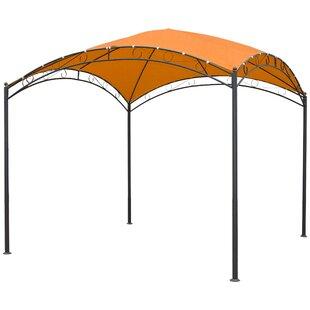 Mercury Row Bordner 10 Ft. W x 10 Ft. D Steel Pop-Up Canopy