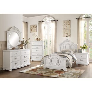 Offerman Panel Configurable Bedroom Set
