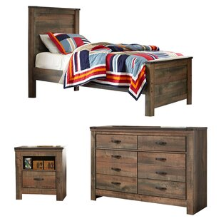 Tyrel Captain's Configurable Bedroom Set by Viv   Rae