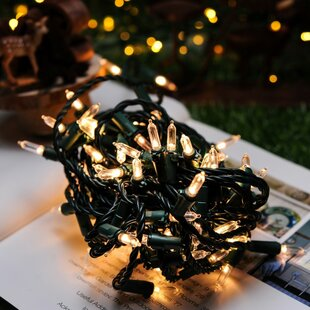 All-Year-Around 70 ft. 200-Light Mini String Light by Festival Depot