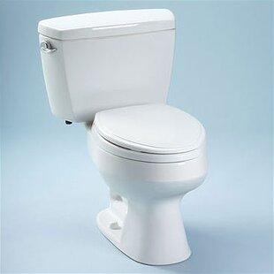 Toto Carusoe Elongated Toilet