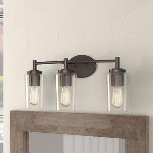 Loveland 3-Light Vanity Light By Trent Austin Design Wall Lights