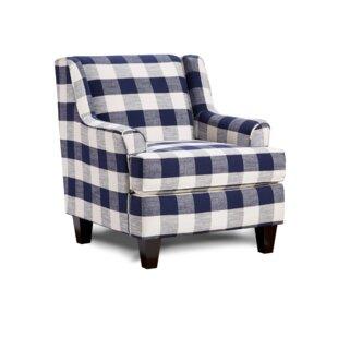 Freistatt 36 Armchair by Gracie Oaks