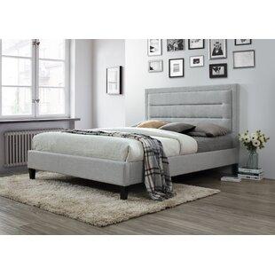 Garway Upholstered Platform Bed by Ivy Bronx