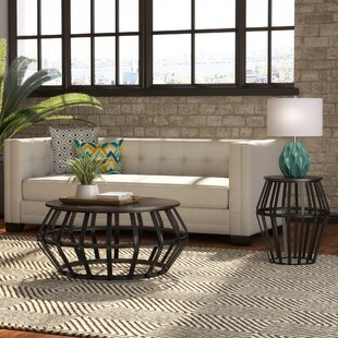 Arcturus 2 Piece Coffee Table Set by Mercury Row
