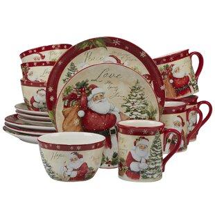Christmas Dinnerware.Christmas Dinnerware Sets You Ll Love In 2019 Wayfair