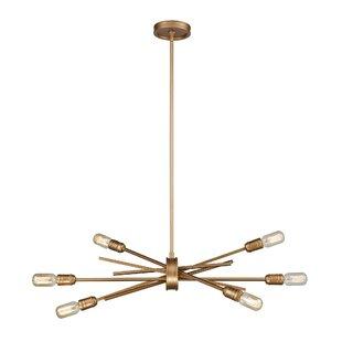 Mercury Row Byler 6-Light Sputnik Chandelier