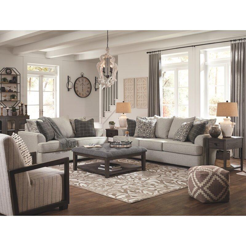 Red Barrel Studio Bouffard Sleeper Configurable Living Room Set Reviews Wayfair