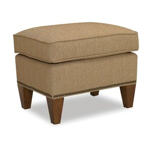 Harvard Ottoman by Sam Moore