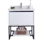Riey 30 Single Dual Mounted Bathroom Vanity Set by Brayden Studio®