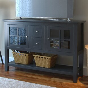 Purchase Jansson TV Stand for TVs up to 55 by Red Barrel Studio Reviews (2019) & Buyer's Guide