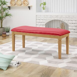 Ophelia & Co. Vanhorn Wood Bench