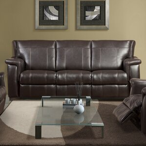 Lido Leather Sofa by Fornirama