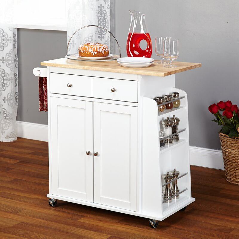 Kitchen Islands & Carts You\'ll Love | Wayfair
