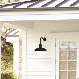 Shop For Calla 1-Light Outdoor Barn Light By Cocoweb