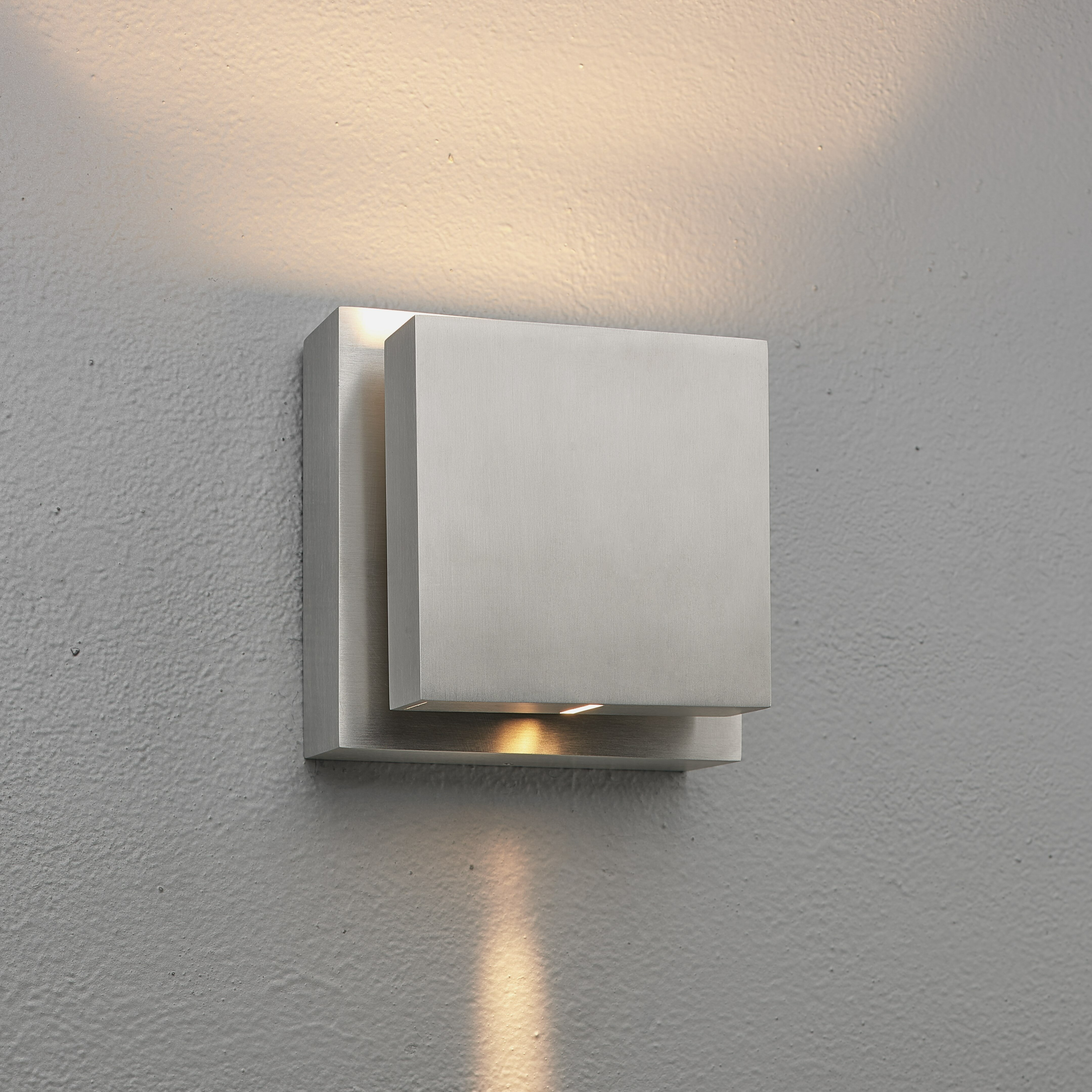 Bruck Scobo 2 Light Led Wall Sconce Wayfair