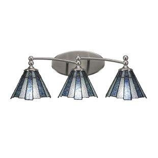 Winston Porter Skypark 3-Light Vanity Light