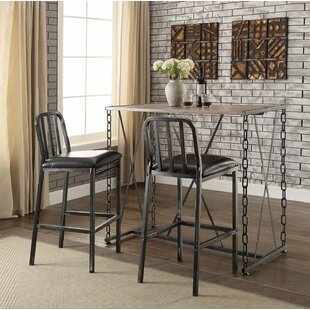 Aya 3 Piece Pub Table Set