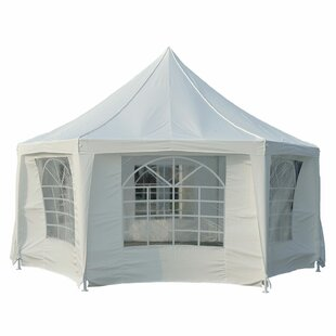 Upton 7m X 5m Steel Party Tent By Sol 72 Outdoor