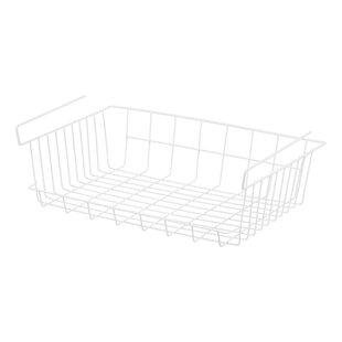 Undershelf Hanging Wire Basket