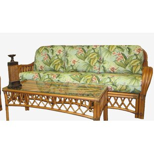 Shop for Montego Bay Sofa by Spice Islands Wicker Reviews (2019) & Buyer's Guide