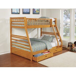 Vincent Twin Over Full Bunk Bed