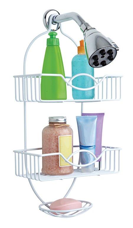 Rebrilliant Espanola Shower Caddy Reviews